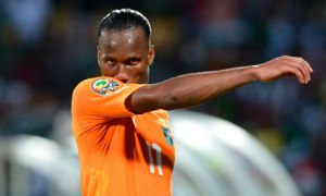 Didier Drogba, Ivory Coast captain