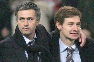 avb and mourinho