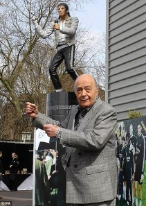 al fayed mj