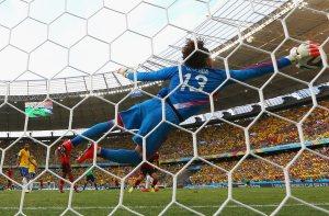 ***BESTPIX*** Brazil v Mexico: Group A - 2014 FIFA World Cup Brazil