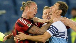 mexes red card