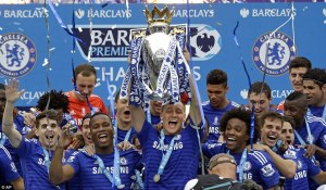 premier league champs